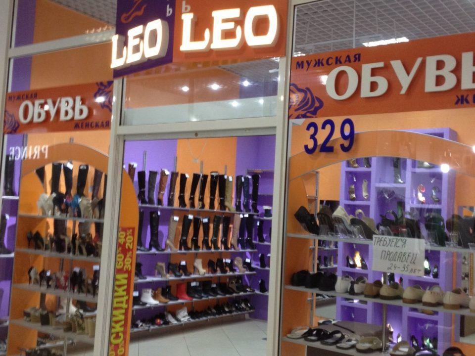 LEO, обувь